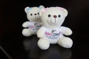 Mom2Bee Teddybear